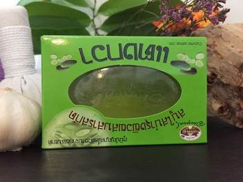 Cucumber Clear Soap