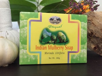 Indian Mulberry soap (Noni Soap)